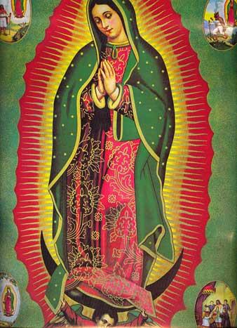 Los Misterios de La Virgen María de Guadalupe. - YouTube