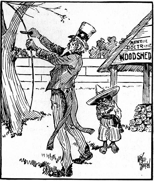 19th century political cartoons 19th Century Racist Cartoons