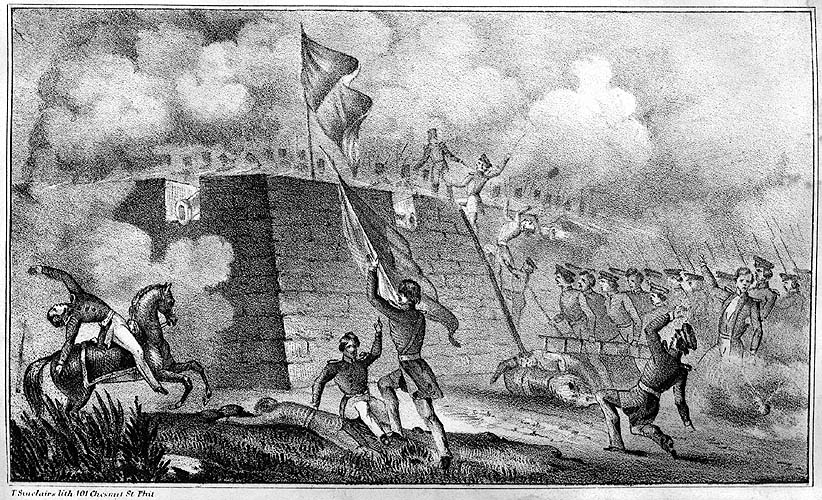 an examination of the battles in the mexican american war The opening battle called the thornton affair was a mexican army victory the siege of los angeles of 22 to 30 september 1846 was a mexican victory.