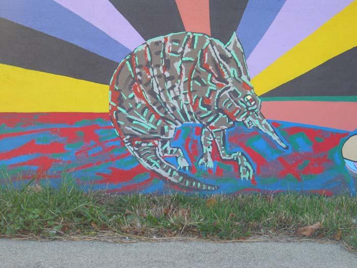 First for Enjoy detroit mural