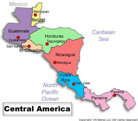 United States Interventions in Central America