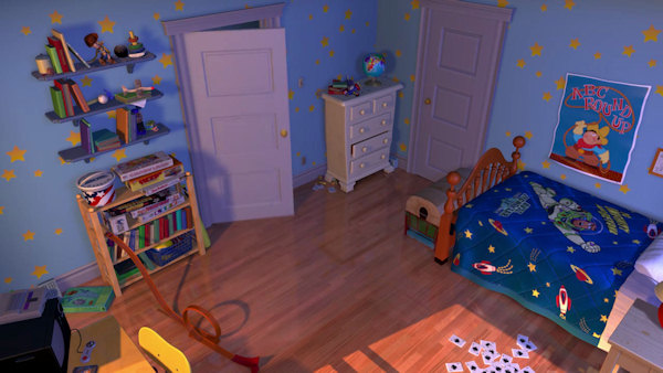 Al S Room Toy Story