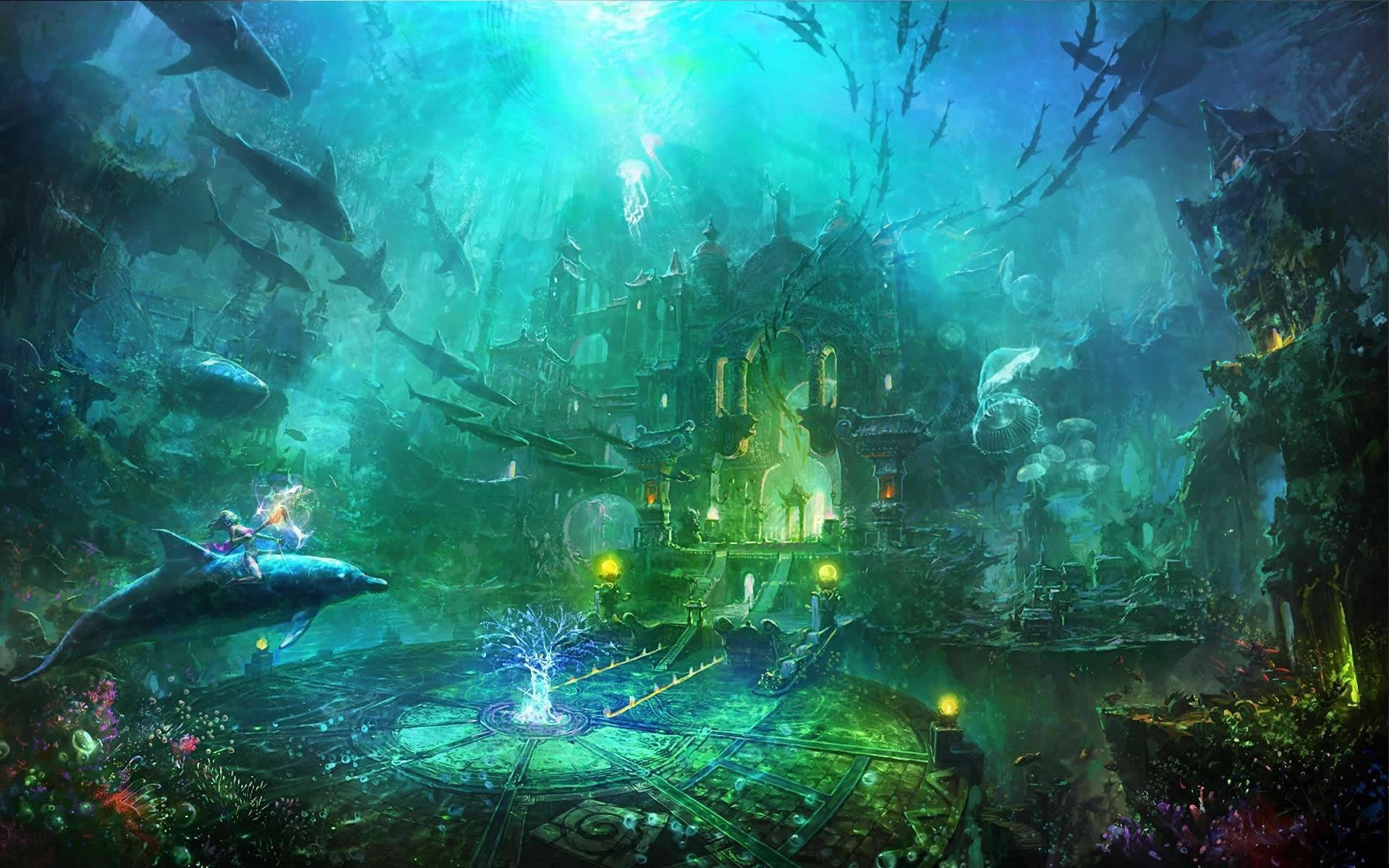 Home. Atlantis
