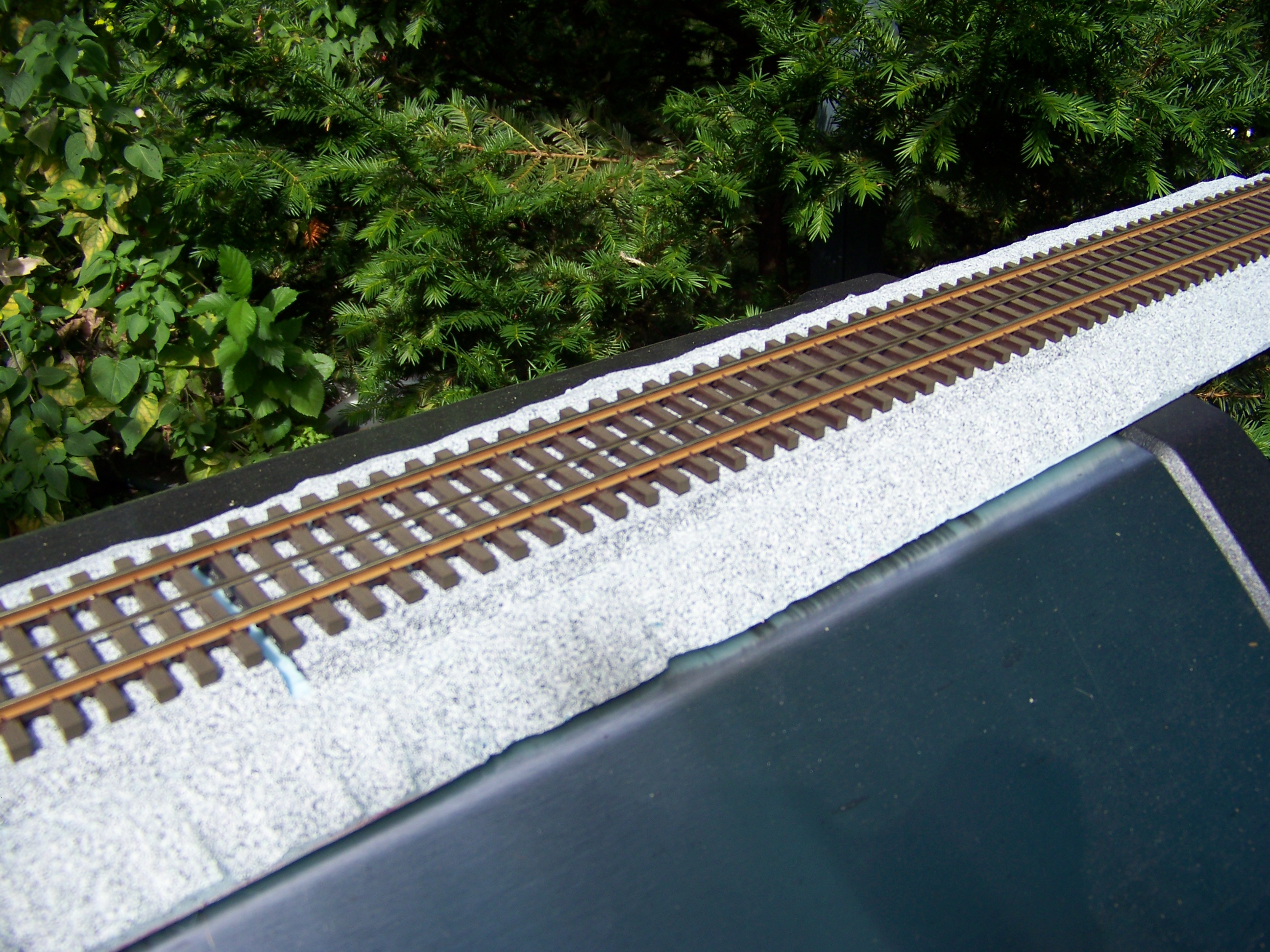 Correct Way To Make A Bed Cottage Industry New Scale 3 Rail Track O Gauge