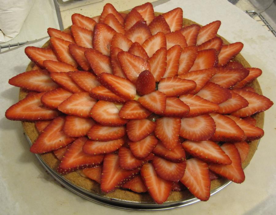 Umich Layered Cake