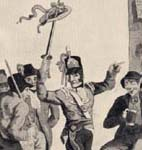Capital punishment creeping from the depths of history