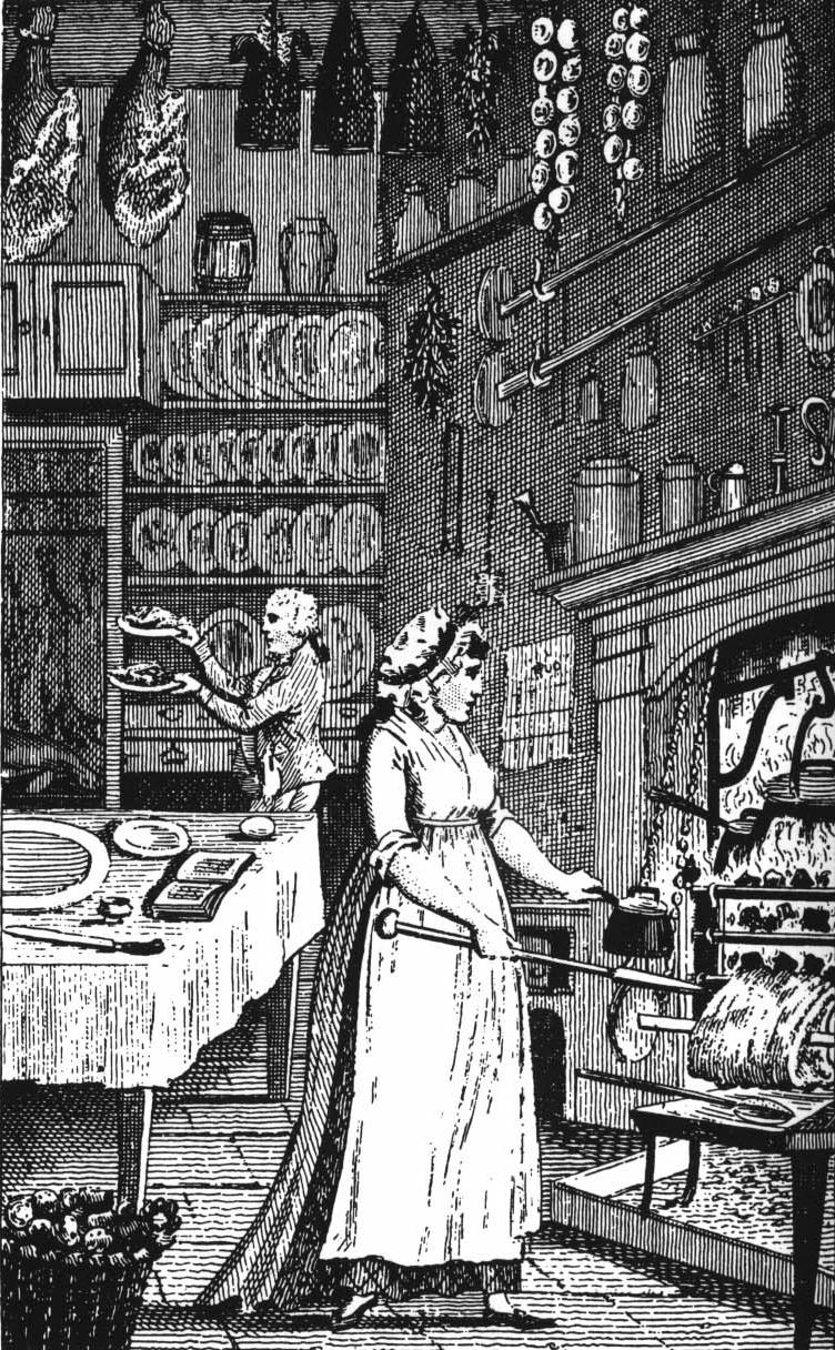 Dinner times in 18th century england for 18th century cuisine