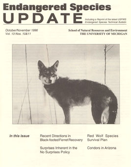 Clickable Image of the October/November 1996 Issue Cover
