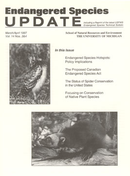 Clickable Image of the March/April 1997 Issue Cover