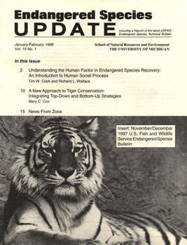 Clickable Image of the January/February 1998 Issue Cover