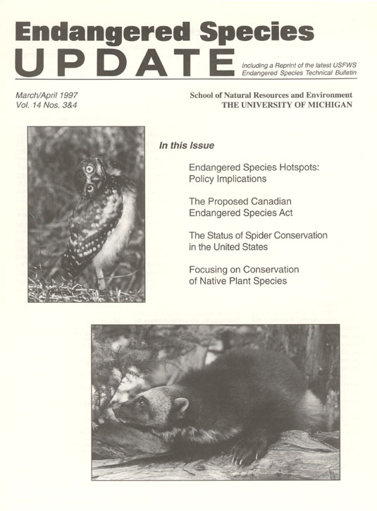 March/April 1997 Issue Cover