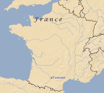 Geography, France