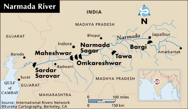 India's Greatest Planned Environmental Disaster: The Narmada ...