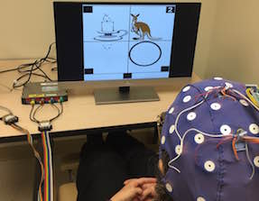 Operating assistive technology using BCI