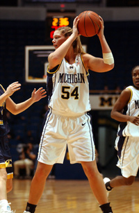Michigan Women Basketball Alumni Gallery